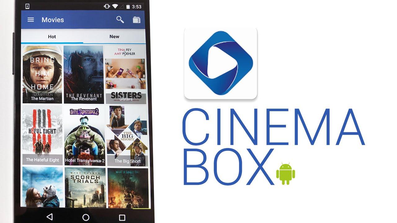Cinema-Box-App